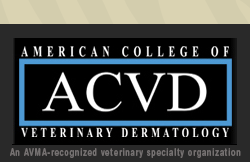 Vetdermglobus Resources - Dr Helen Globus member of the American College of Veterinary Dermatology