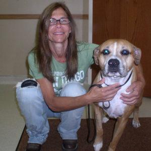 Veterinary Dermatology Service patient Anne